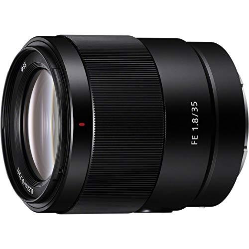 ソニー デジタル一眼カメラα Eマウント用レンズSEL35F18F(FE 35mm F1.8) フルサイズ