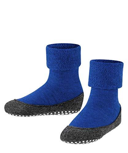 Falke Cosyshoes, Calze bambini uni, Blu (Cobalt Blue), 33-34 (Talla produttore: 33-34)