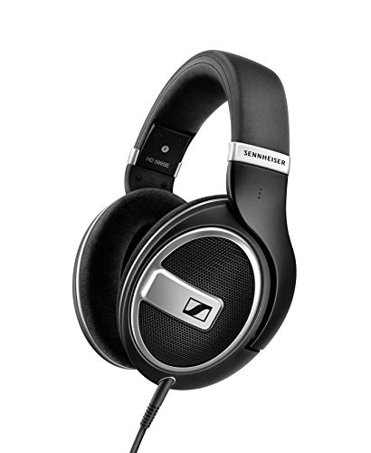 Sennheiser HD 599 Special Edition Wired Over The Ear Headphones Without Mic (Black)