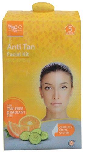 VLCC Anti Tan Facial Kit Salon Series Complete Facial System