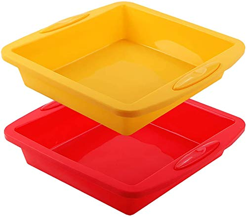 8x8 Inch Silicone Pan