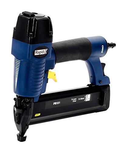 Rapid, PB131 Ref 5000054 Pistolet à clouer pneumatique, bleu, cloueur