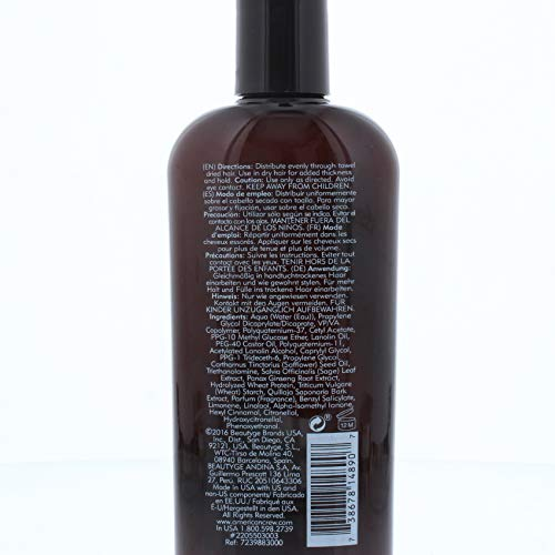 AMERICAN CREW Light Hold Texture Lotion 8.4 Ounces 2