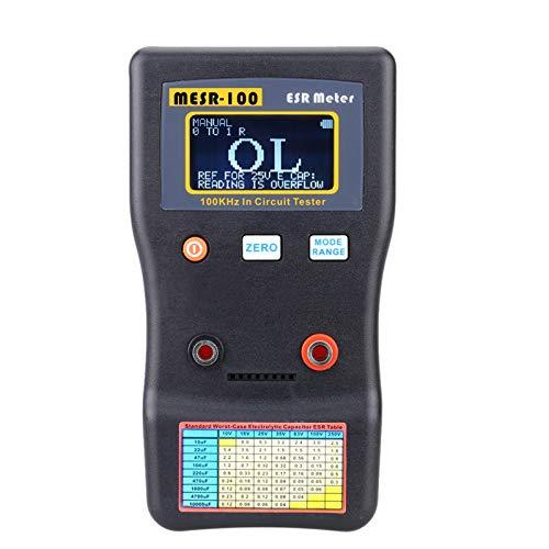 MESR-100 V2 ESR Meter,KKmoon ESR Tester MESR-100...