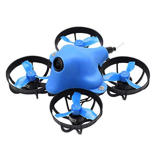 BETAFPV Beta65X HD TBS Crossfire 2S Brushless Whoop Drone with BT2.0 Connector Nano HD Camera F4 AIO 2S FC 14000KV 0802 Motor for CineWhoop FPV Racing Whoop Drone Quadcopter