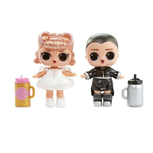 Image 3 - MGA Entertainment L.O.L. Surprise! Supreme BFFs Limited Edition 2 Pack