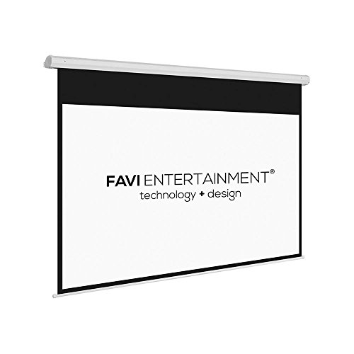 FAVI Electric Projector Screen Review