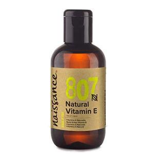 Naissance Vitamin E Oil 4 fl oz - Pure, Natural, Vegan, Cruelty Free, Hexane Free, No GMO - Ideal for Skincare, Haircare… 55