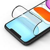 RhinoShield Protection écran 3D Impact compatible avec [iPhone 11 Pro Max/Xs...
