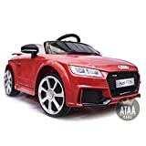 Audi TT RS 12V Licence - Voiture ÉLECTRIQUE pour Enfants telecommande avec...