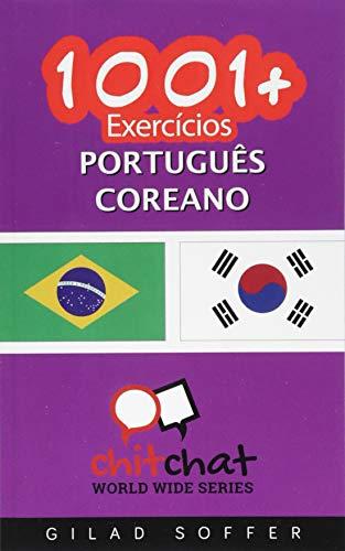 1001+ exercícios portuguès - coreano
