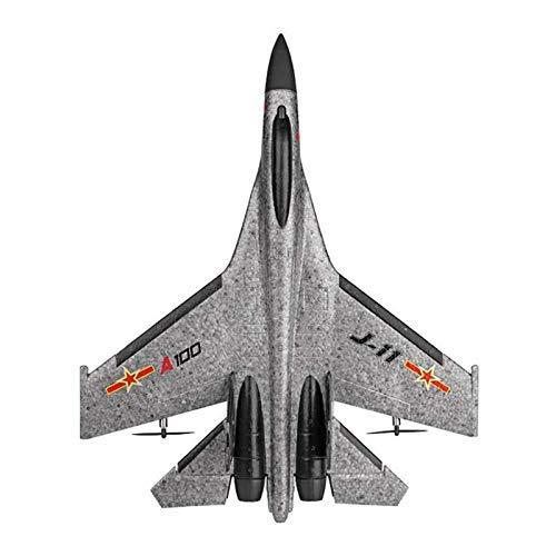 Multifunzione multifunzione del telecomando  facile da volare senza assemblare adulti e giocattoli per bambini,Grey