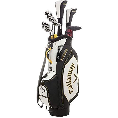 Callaway Warbird Golf Set - Right Hand - Regular Flex - Steel Shaft - 12 Clubs & Bag