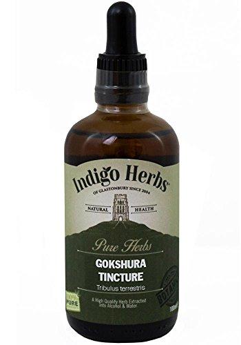 Indigo Herbs Tribulus terrestris Tinktur 100ml