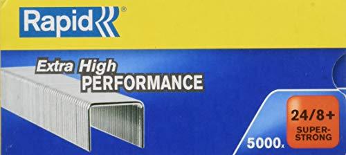 RAPID Punti metallici Super Strong 24/8+ - 24860100