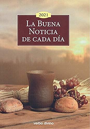 La buena noticia De Cada Dia 2021: Edición España (365 días con la Biblia)