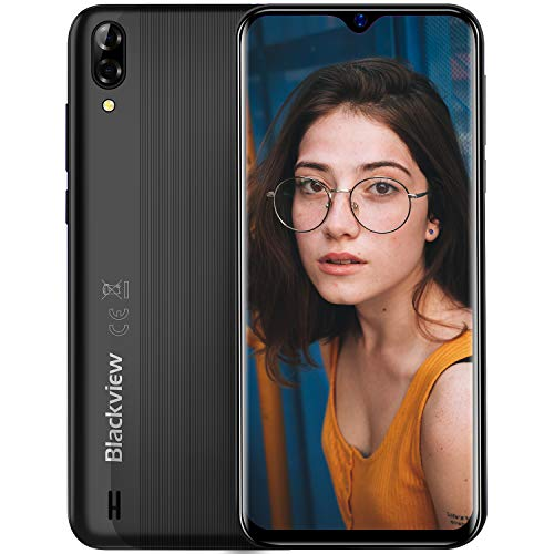 Blackview A60 | Display van 6,1 inch | 16 GB/1GB geheugen | 4080mAh batterij