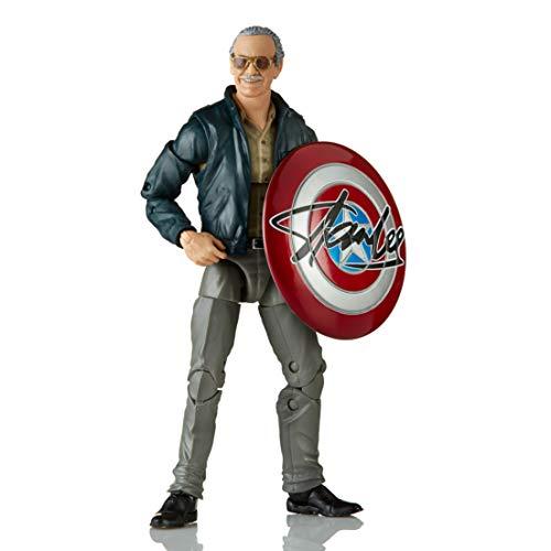 Figura de acción Marvel Legends Stan Lee E9658 Hasbro