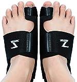 Bunions Corrector, Orthopedic Bunion Splint, Big Toe Separator Pain Relief, Hammer Toe, Hallux Valgus, Toe Joint Pain Relief Aid for Men & Women
