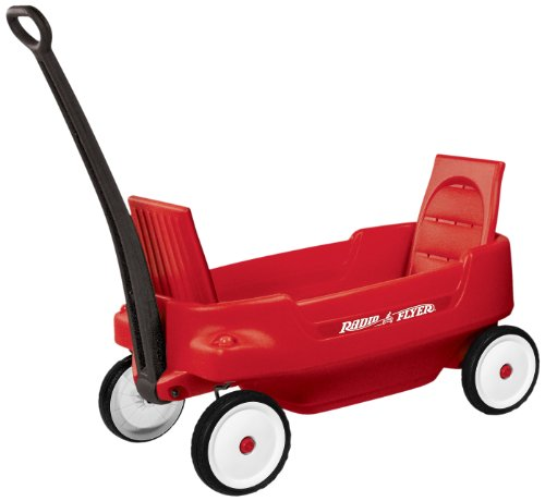 Radio Flyer Pathfinder Wagon, Base
