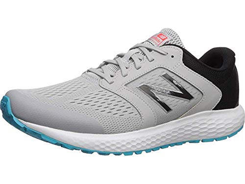 new balance Men's M520 Grey/Blue Running Shoes-8 UK (42 EU) (M520CV5)