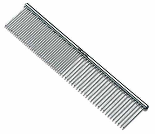 Andis (Pet) 7-1/2-Inch Steel Comb ,Silver