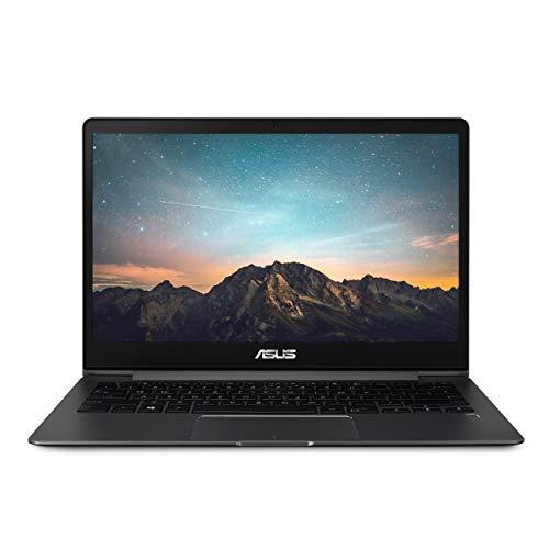 ASUS ZenBook 13 Ultra-Slim Laptop- 13.3 Full HD Wideview, 8th Gen Intel Core I5-8265U, 8GB LPDDR3, 512GB PCIe SSD, Backlit KB, Fingerprint, Windows 10- UX331FA-AS51 Slate Grey