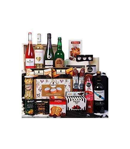 Cestas de navidad Gourmet Lote 3