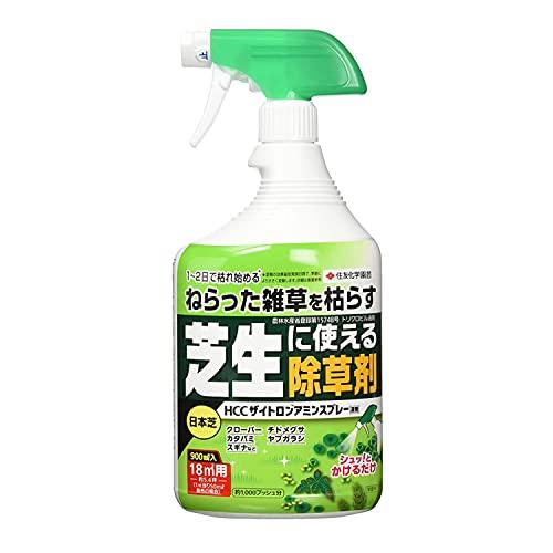 住友化学園芸 除草剤 HCCザイトロンアミンスプレー液剤 900ml