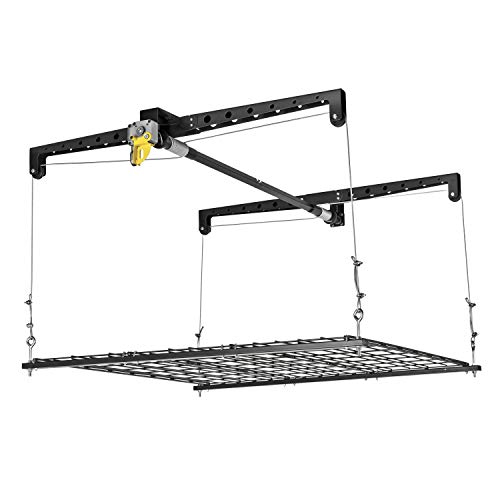 Racor - PHL-R, Garage Ceiling Storage Rack Lift