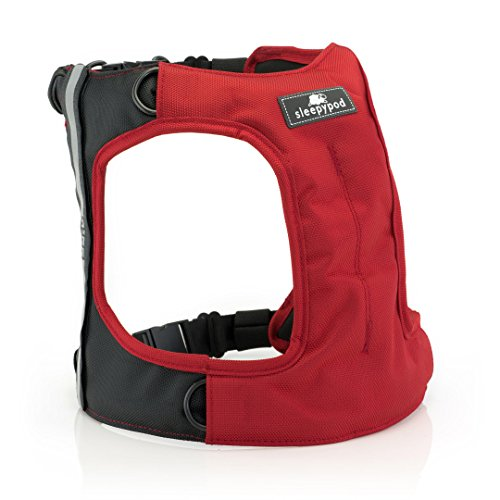 Clickit Terrain Dog Safety Harness ( Red - Extra...