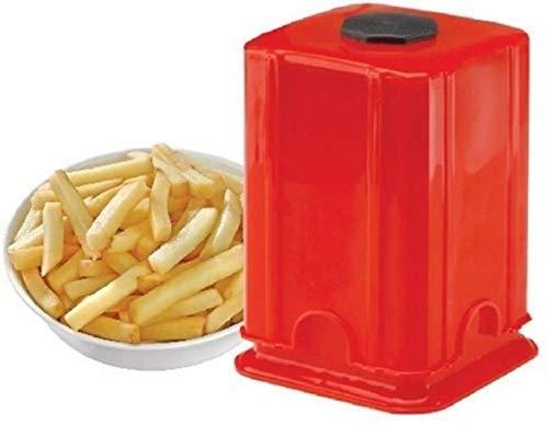 ARAXOL Mega Mall Potato Chipser, French Fries Chips Maker Machine, Snacks Finger, Potato Finger...