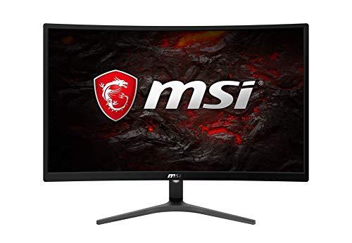 MSI Optix G241VC - Monitor Gaming Curvo 24' FullHD 75Hz (1920 x 1080,...