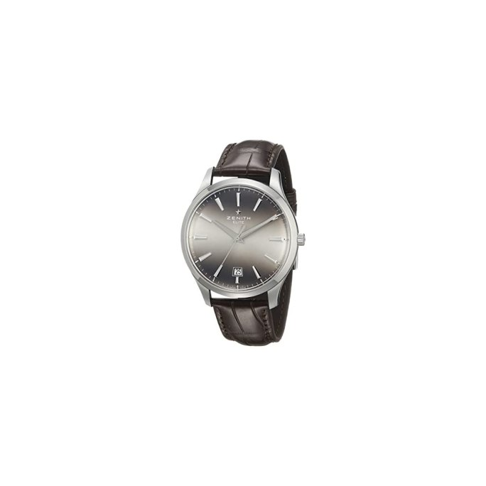 Zenith-Mens-03202067022C-Class-EL-Analog-Display-Swiss-Automatic-Brown-Watch