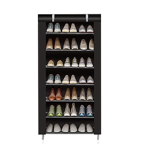 Zapatero Mueble de zapato de múltiples capas de zapatos,...