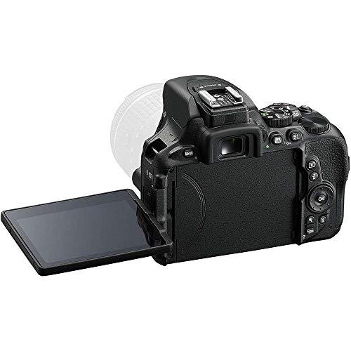 Nikon-D5600-24-MP-DX-Format-Full-HD-1080p-Digital-SLR-Camera-Body-1575B-Black-Renewed