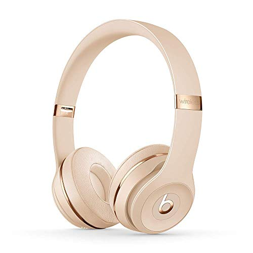 Beats by Dr. Dre By Dr. Dre By Dr. Dre Solo3 Wireless Headphones - Satin Gold