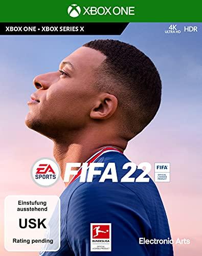 FIFA 22 Standard   Xbox (inkl. kostenloser Xbox Series S/X Version) - Download Code