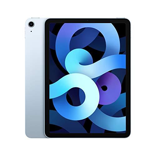 2020 Apple iPadAir (de 10,9Pulgadas, con Wi-Fi y 64GB) - Azul Cielo (4.ªgeneración)