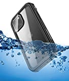 Waterproof Case for iPhone 12 Max / iPhone12 Pro Max Waterproof, Shockproof, Dustproof, Full Case with Screen Protector
