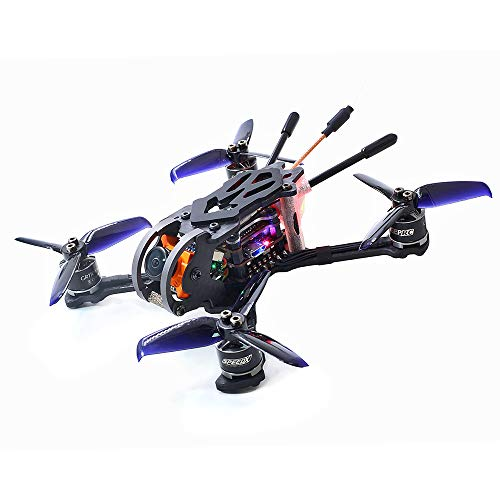 GEPRC GEP-PX2.5 Phoenix 600TVL Telecamera 125mm FPV RC Racing Drone Quadcopter con Ricevitore Frsky...