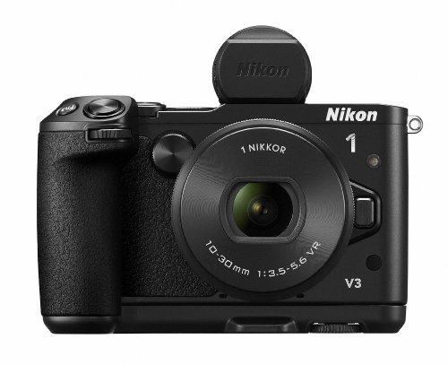 Nikon ミラーレス一眼Nikon 1 V3 プレミアムキット ブラック