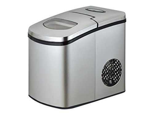 Avanti Countertop Ice Maker, 13.25', Stainless...