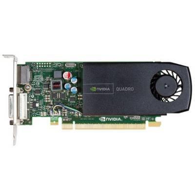 PNY Technologies Quadro 410DisplayPort 1.2, DVI-I DL, 512MB DDR3, PCIe x16Gen 2, Low Profile, R