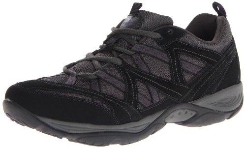 Easy Spirit Women's Exploremap Walking Shoe,Black,7 M US