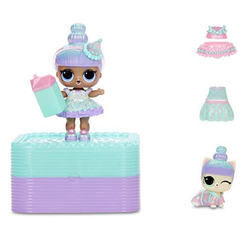 Image 1 - LOL Surprise Poupée Miss Partay Doll et son animal de compagnie - A la mode, Fizzy Surprises & Accessoires - Deluxe Present Surprise
