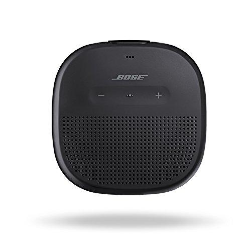Bose SoundLink Micro Waterproof Bluetooth Speaker, Black