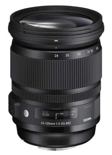 SIGMA 標準ズームレンズ Art 24-105mm F4 DG OS HSM キヤノン用 フルサイズ対応 635541