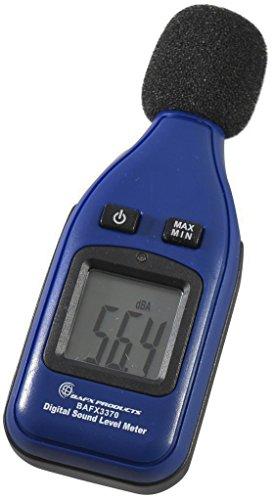 BAFX Products - Decibel Meter/Sound Pressure Level...