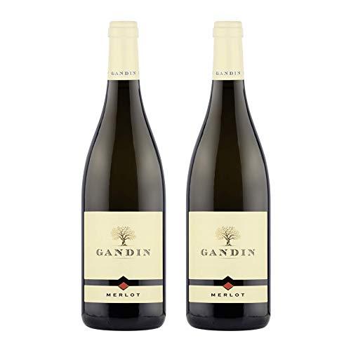 Merlot DOC 2x 0,75 L | Friuli Isonzo | Gandin Wines